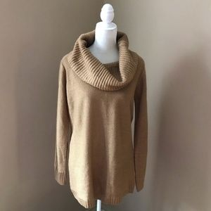 ❤️Canyon River Blues Gold Brown Lurex Sweater XL❤️